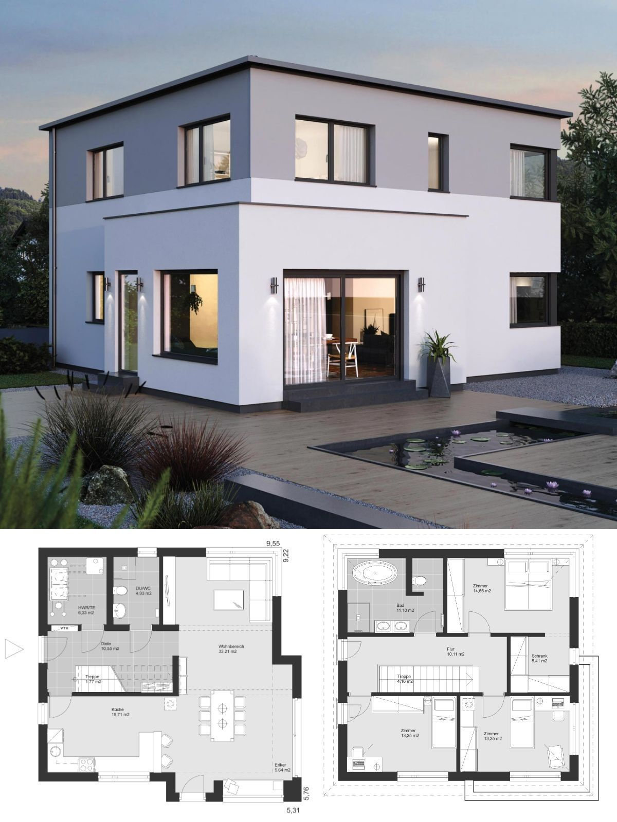 Cool Minimal Style House