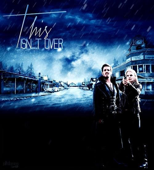 Once Upon a Time | Emma and Hook