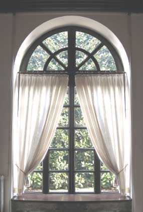 Curtains Ideas curtains for half moon windows : 17 Best images about Windows on Pinterest | Window treatments ...