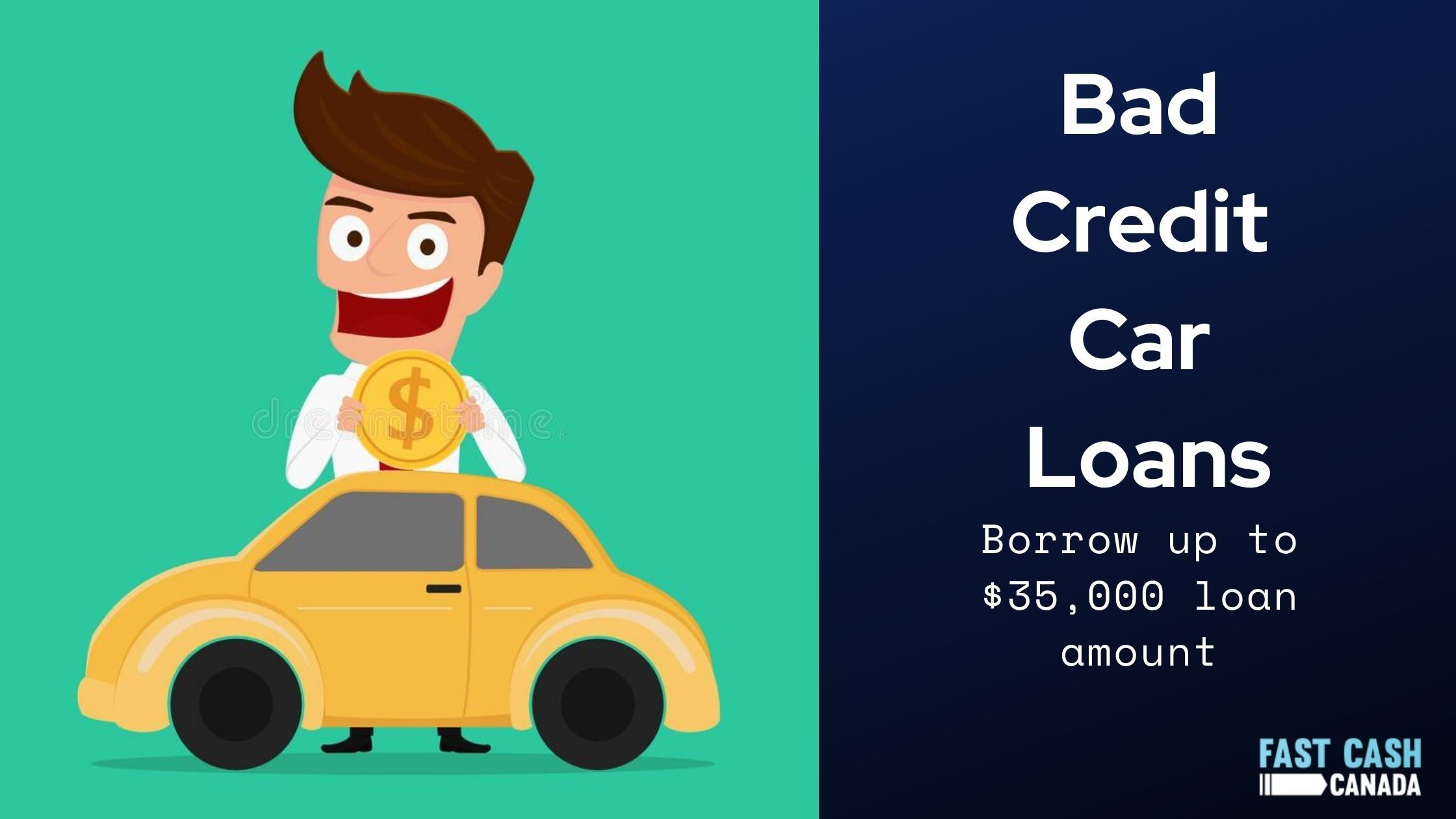 Get The Better Loan Amount With Bad Credit Car Loan