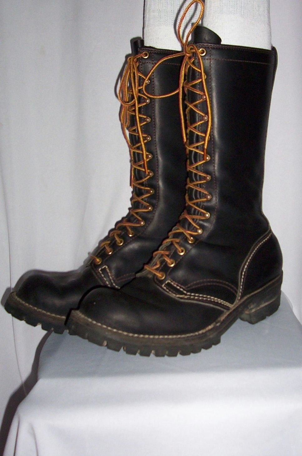 Wesco 13 Quot Jobmaster Logger Boots Misc Logger Boots