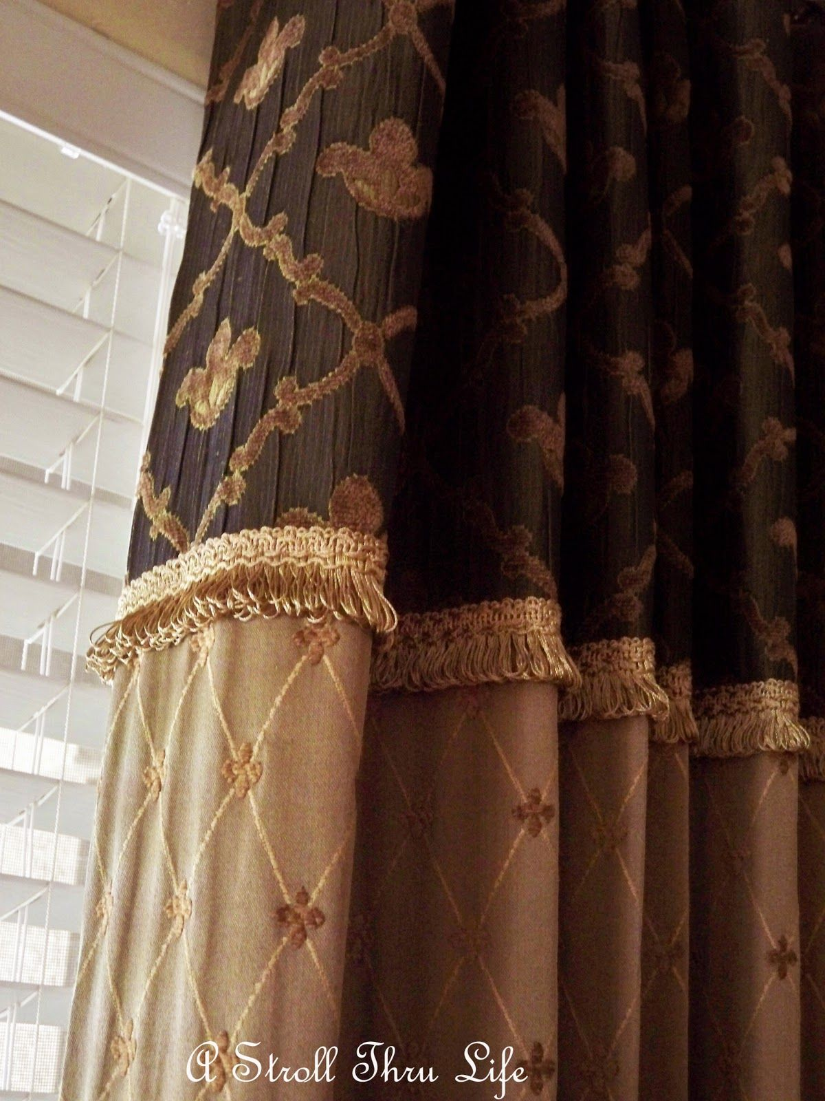 Kelly S Show Us Your Window Treatments In 2019 A Stroll