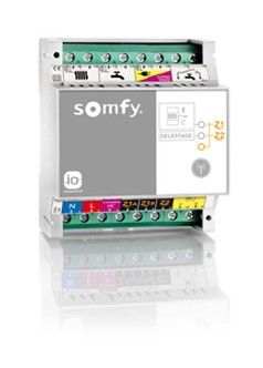 Somfy Box Le Capteur De Consommations Io Domotique Domotique Diy Domotique Info
