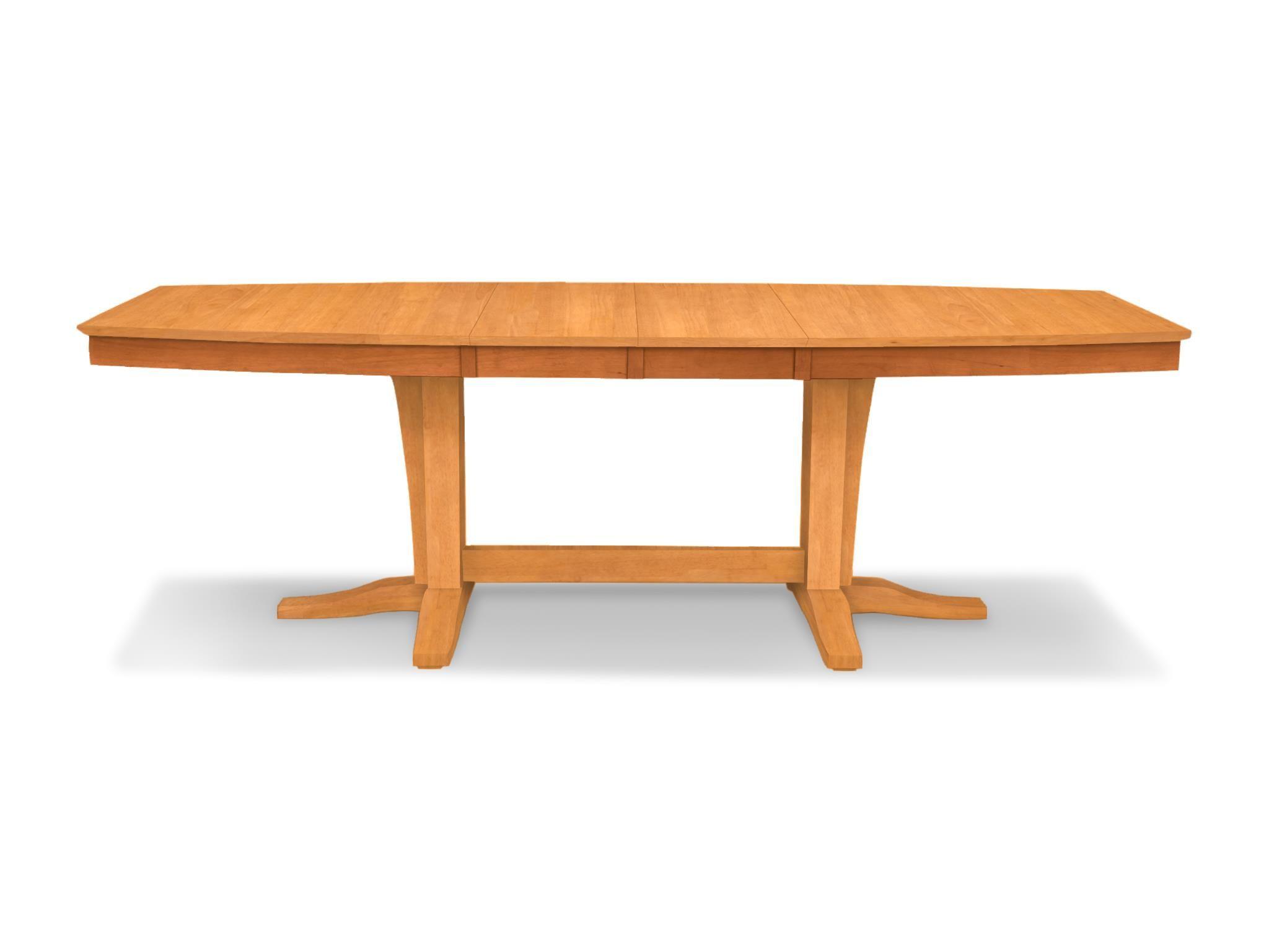John Thomas Dining Room Milano Table (top only) / Milano Table Base T-4096XXT / T-4096XXB - Whitewood - Thomasville, NC