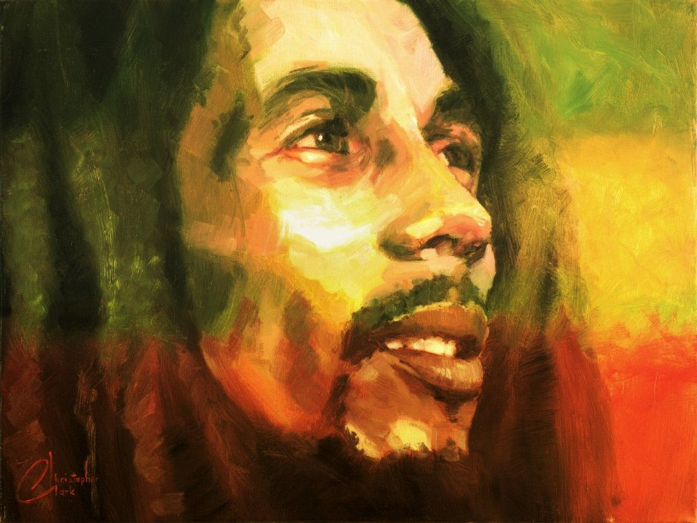 Bob Marley\