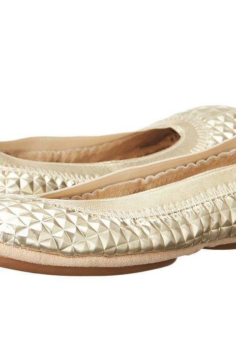 Yosi Samra Samara (Pure Gold) Women's Shoes - Yosi Samra, Samara, GWSA