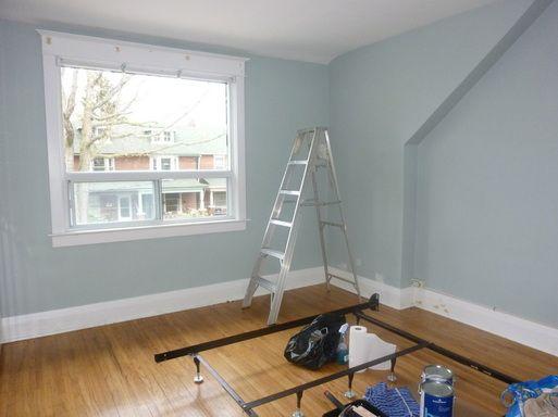 Grey Blue Paint best blue paints soft bedroom benjamin white trim bedroom - google