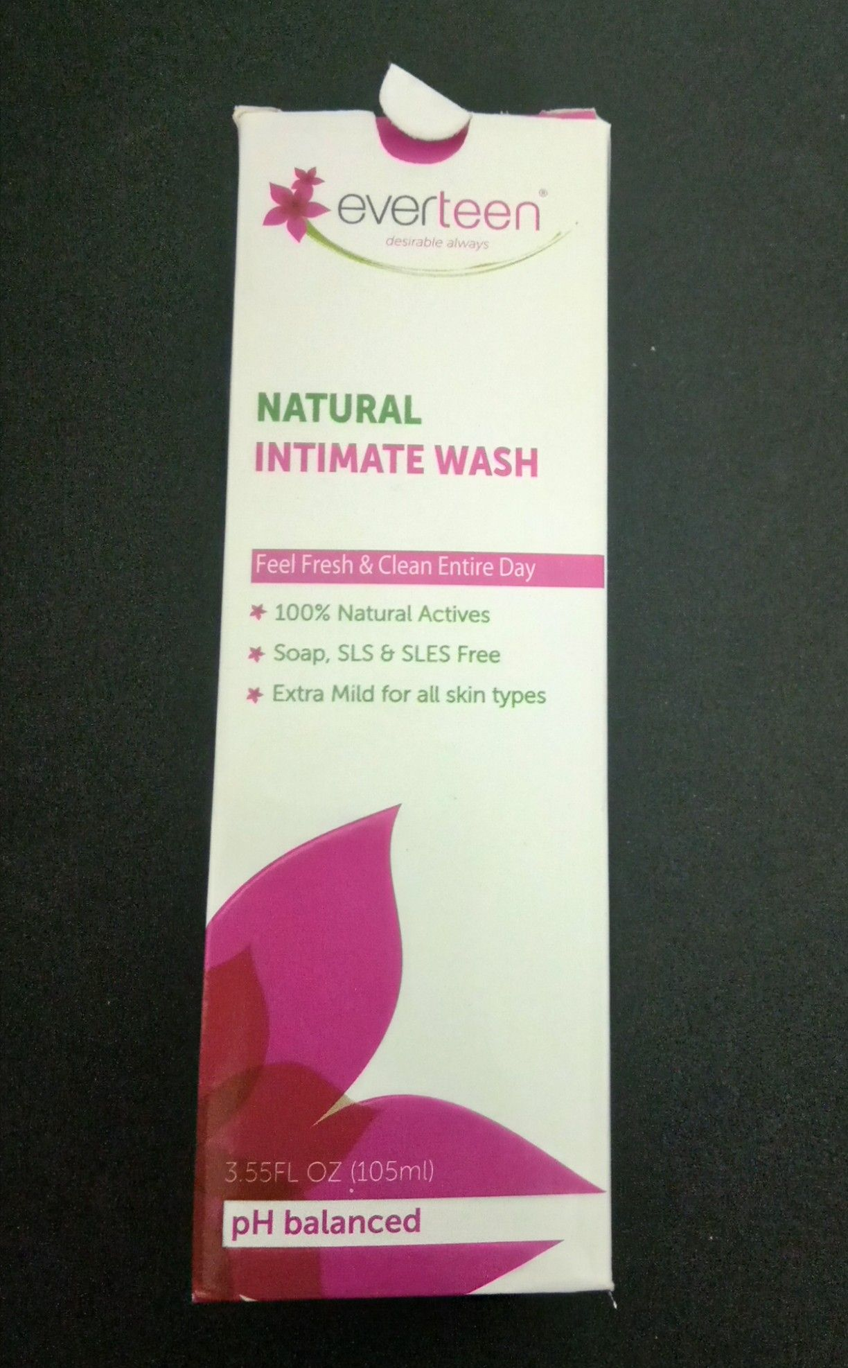 Everteen Natural Intimate Wash Intimate wash, Best