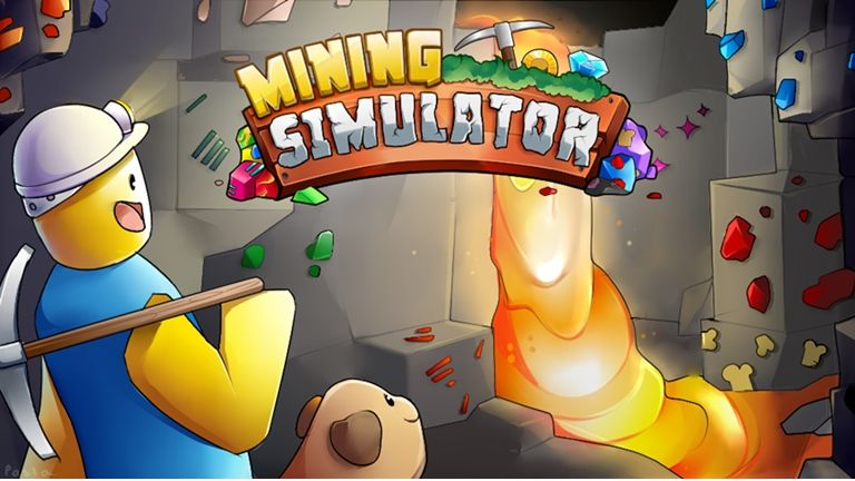 crystals mining simulator roblox game pictures