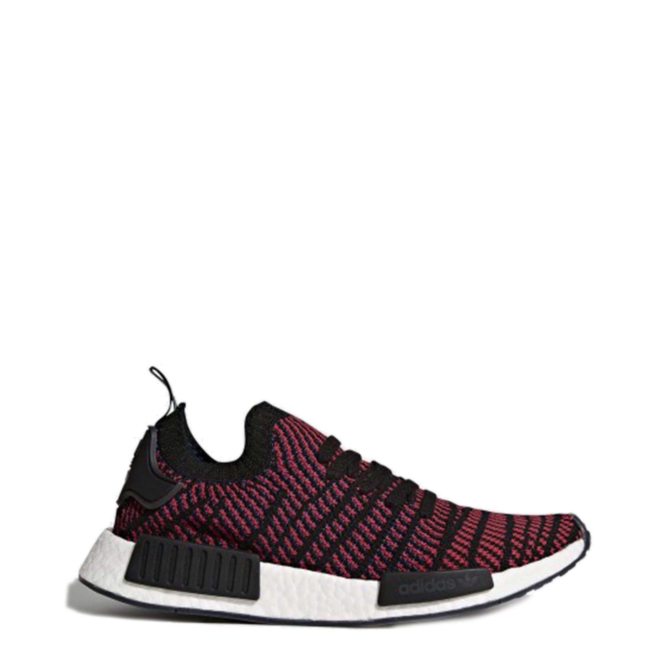 d0418aed039c1 Adidas NMD R1 Men s Progressive EVA Red White Black Stripe Running Shoes
