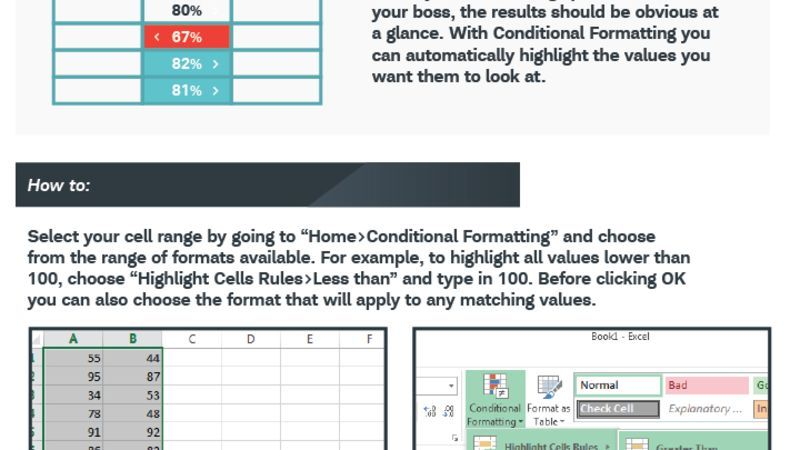 Seven Useful Microsoft Excel Features You May Not Be Using Pivot