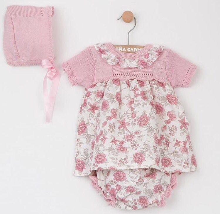 ef8012af2 Baby Luciana - Moda Española