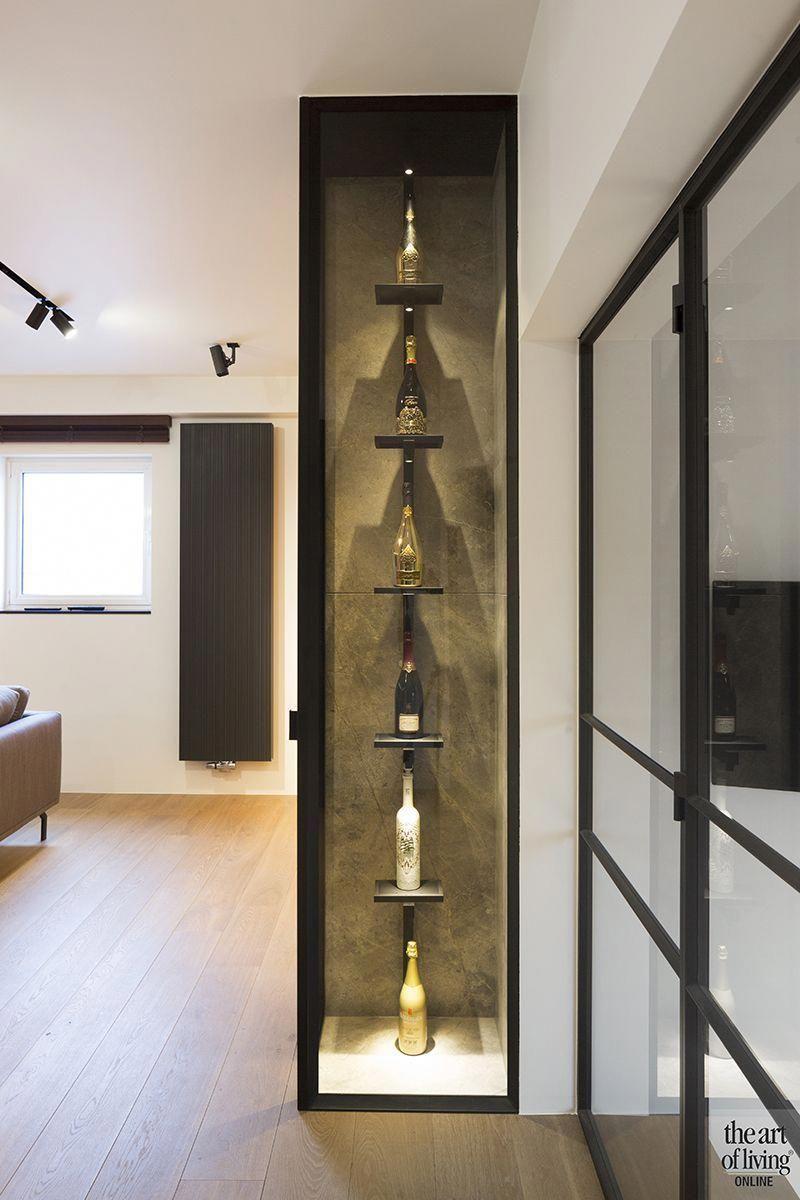 Penthouse Tdesign The Art Of Living Winecooler En 2020