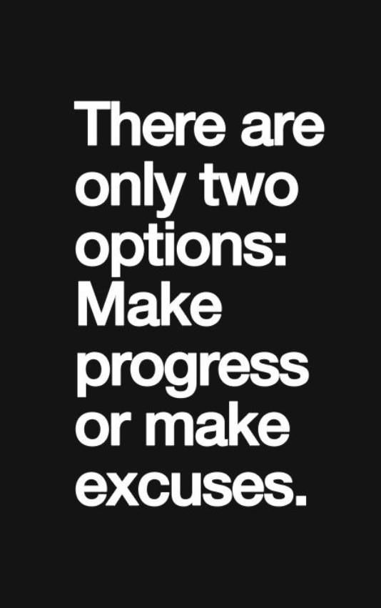 Options Quotes There Are Only Two Options  Sayings And Such  Pinterest  Life