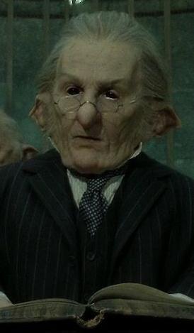 Bogrod Harry Potter Goblin Harry Potter Wiki Harry Potter Movie Characters