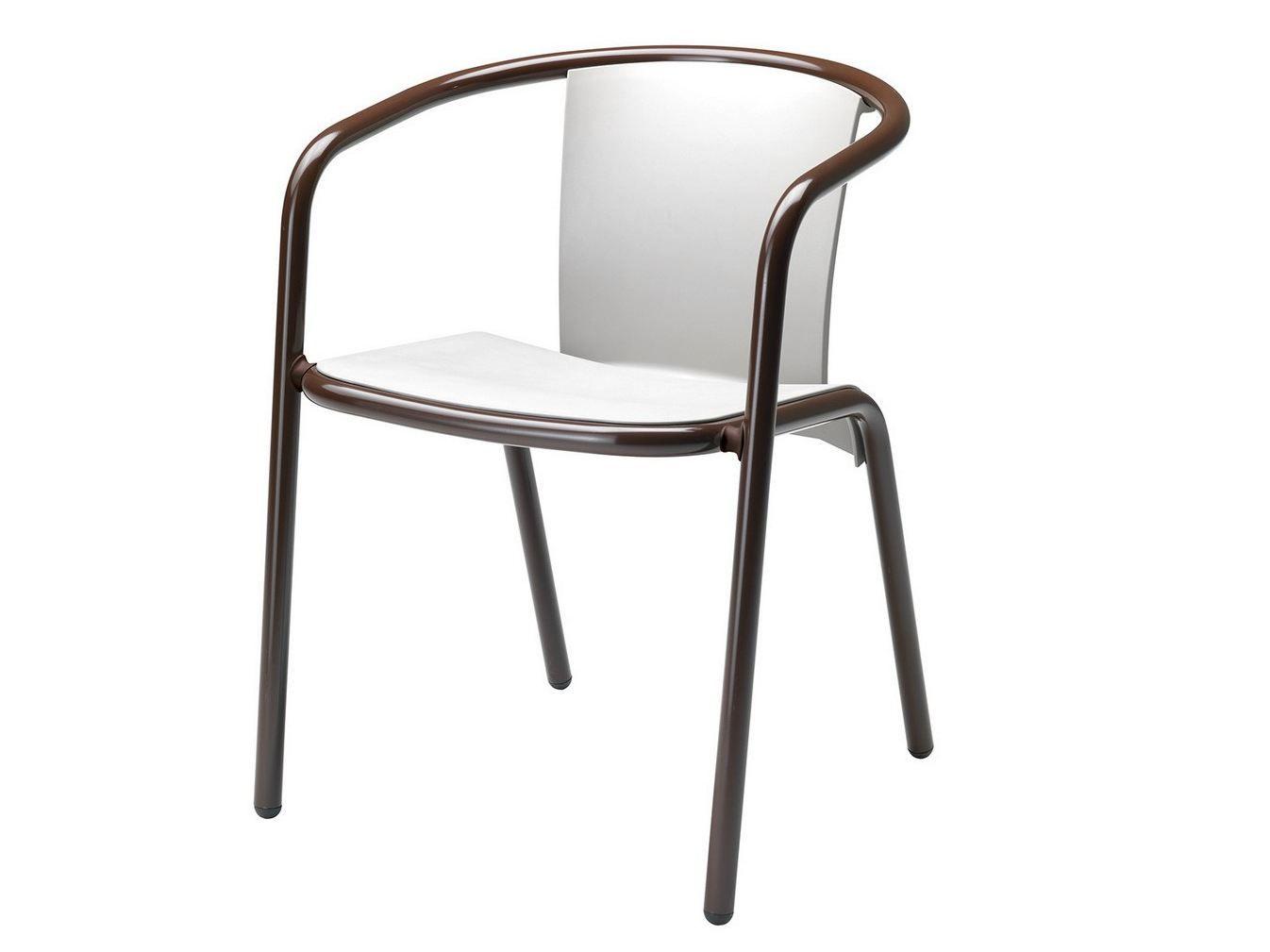 MARÉ 539 Cadeira Coleção Maré by Metalmobil design Marc Sadler
