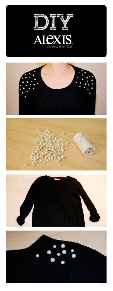 Haz de una prenda básica algo muy fashion.