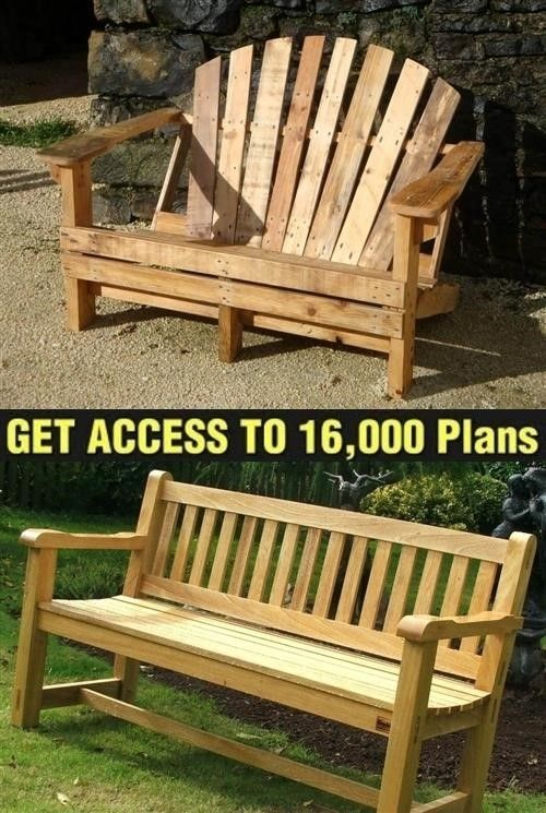 free porch glider plan in 2020 | Porch glider plans, Porch ...