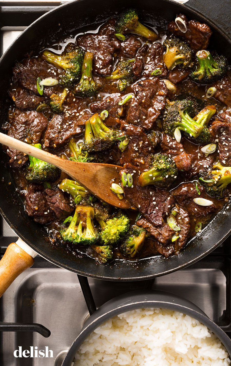 Beef and Broccoli Stir-Fry #beefandbroccoli