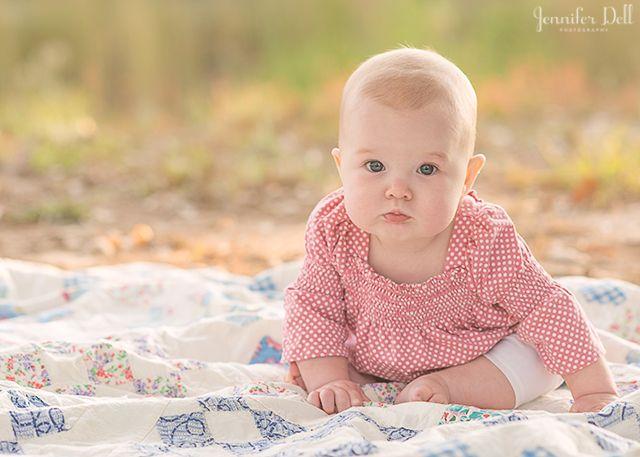 Amazing secrets to posing babies