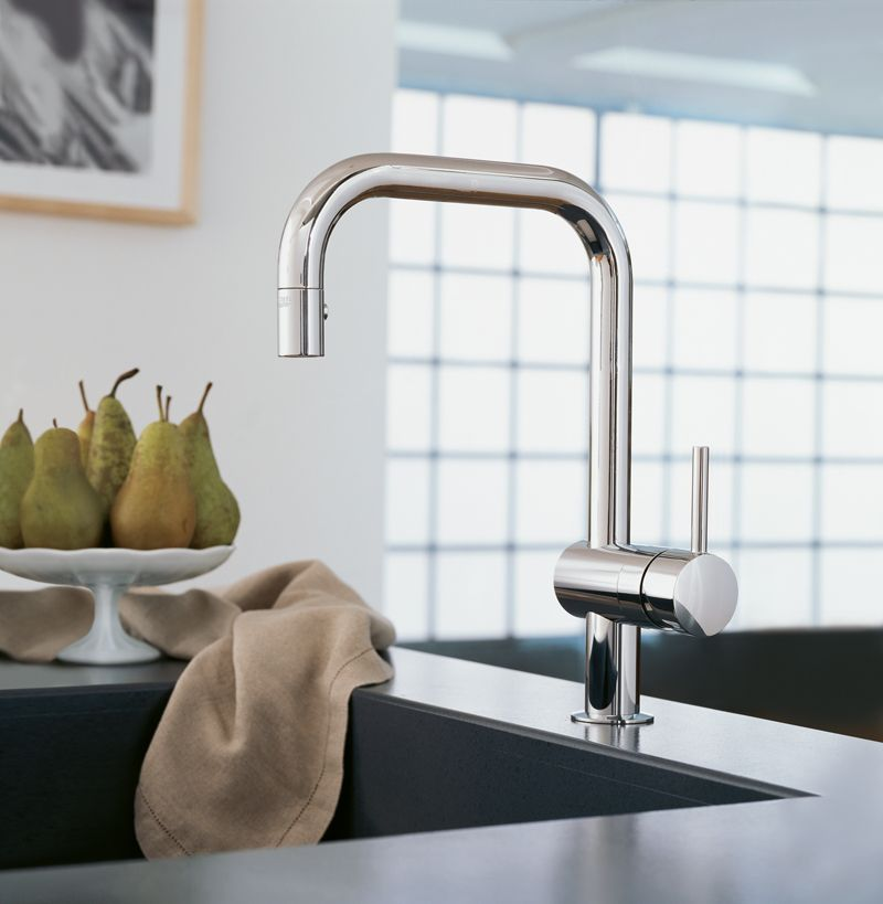 GROHE Minta: Attention to detail. Available in U-shape, C-shape ...