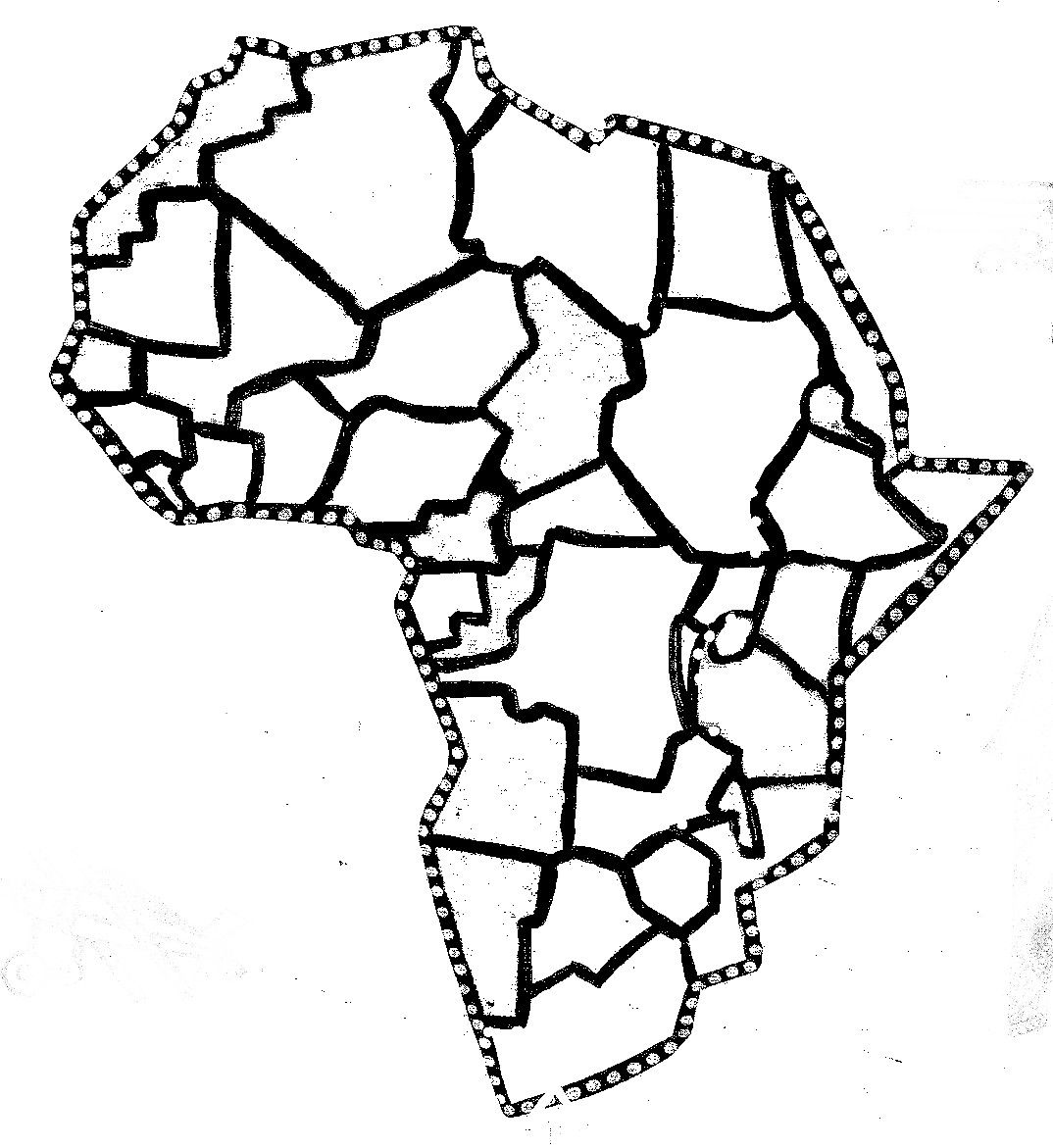 Kobé le petit ndébélé d\'Afrique du Sud