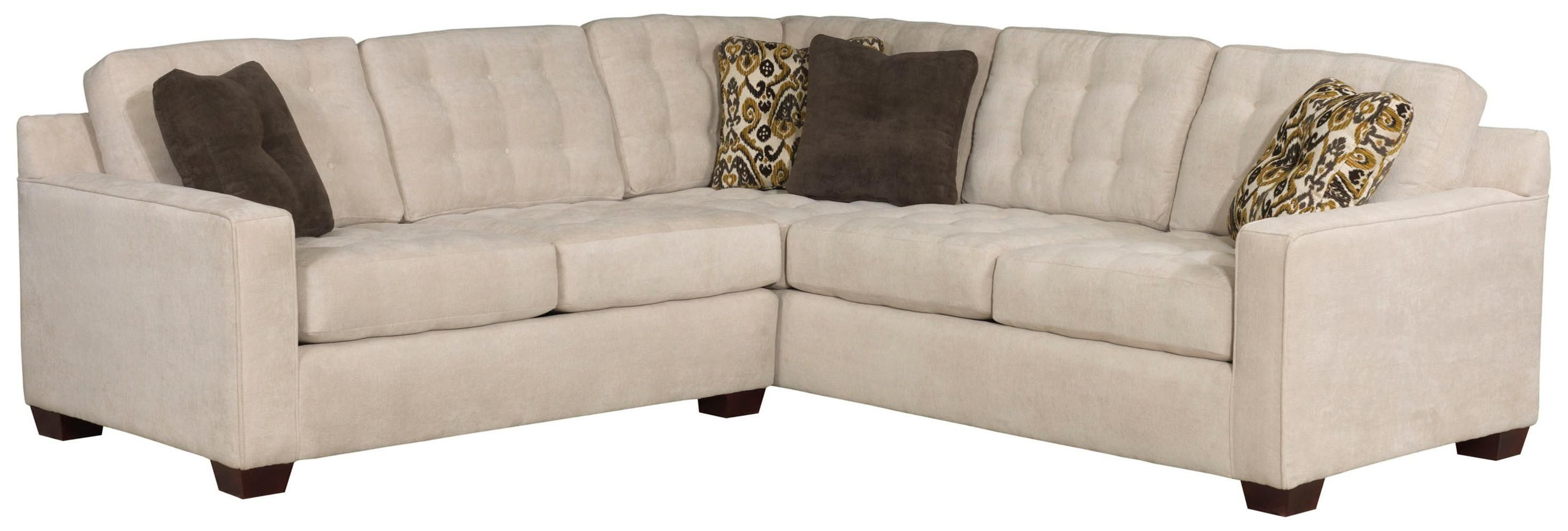 Tribeca Sectional Sofa By Broyhill Furniture #HudsonsFurniture