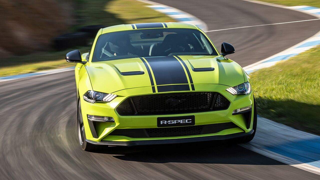 Australia S 700 Hp Ford Mustang R Spec Is Fast Forbidden Fruit