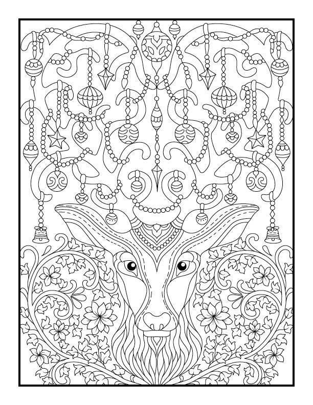 pages de noel coloriage imprimer par jade summer coloring book pages christmas colors