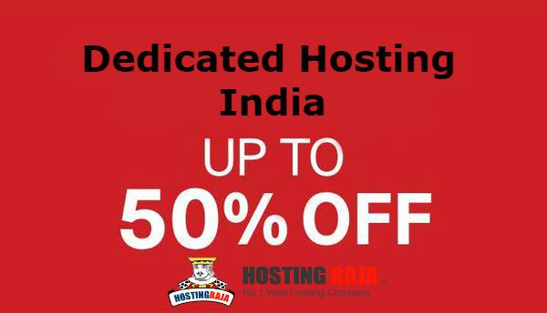 Dedicated Server Hosting India - 50% OFF on Dedicated Hosting. Fast, Fully Dedicated Servers from India's No.1 Hosting Company. Free Setup & Install. 24/7 expert support- Customize Yours Today! https://www.hostingraja.in/dedicated-servers/