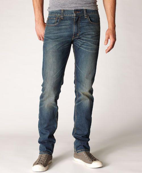 Skinny jean for man