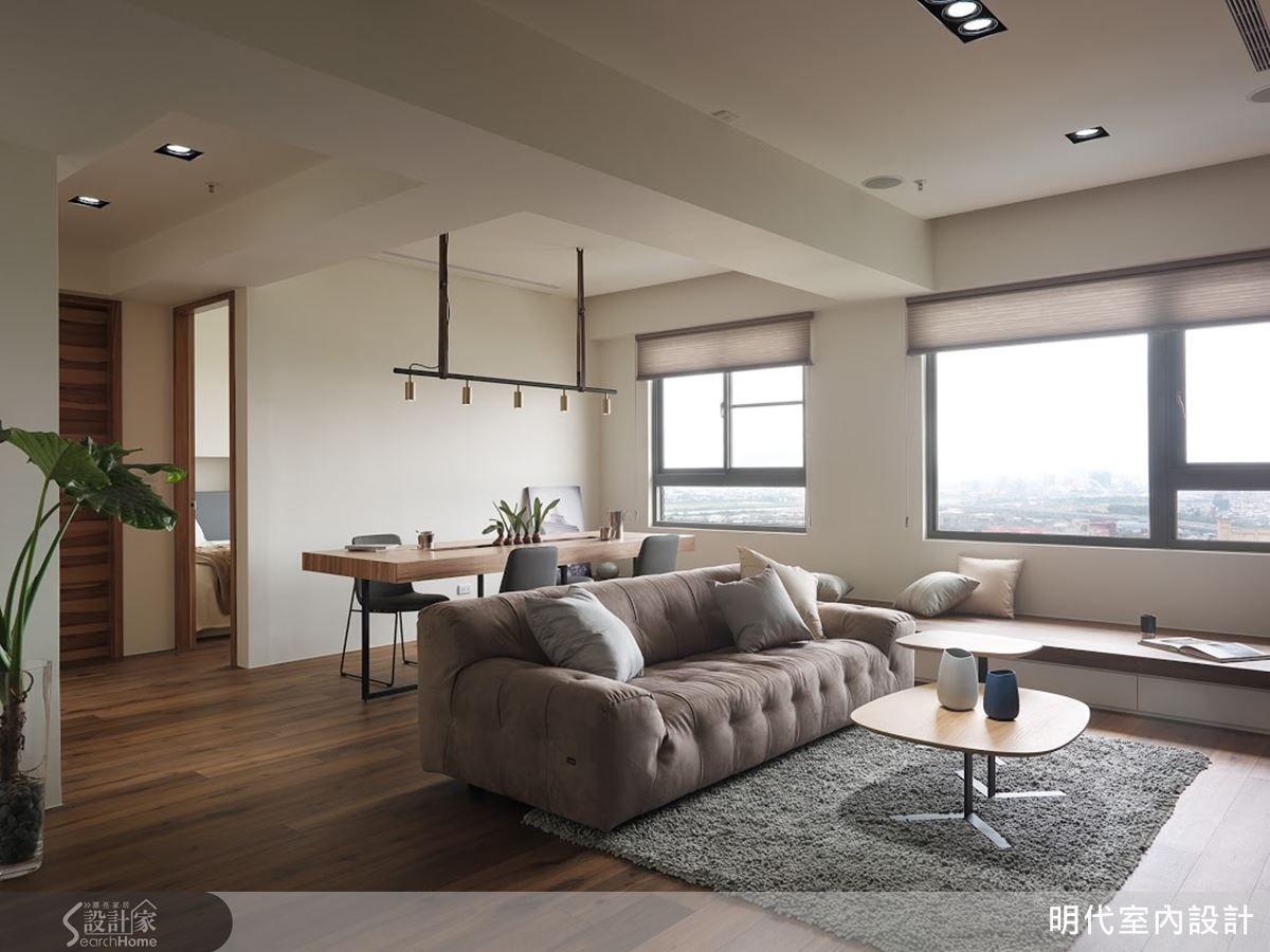 展翼翱翔 剛中帶柔的單身型男部屋 Interior Interior Design