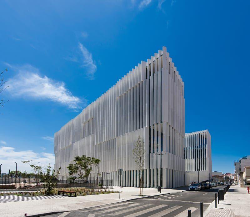 Aires Mateus, Juan Rodriguez · EDP Headquarters