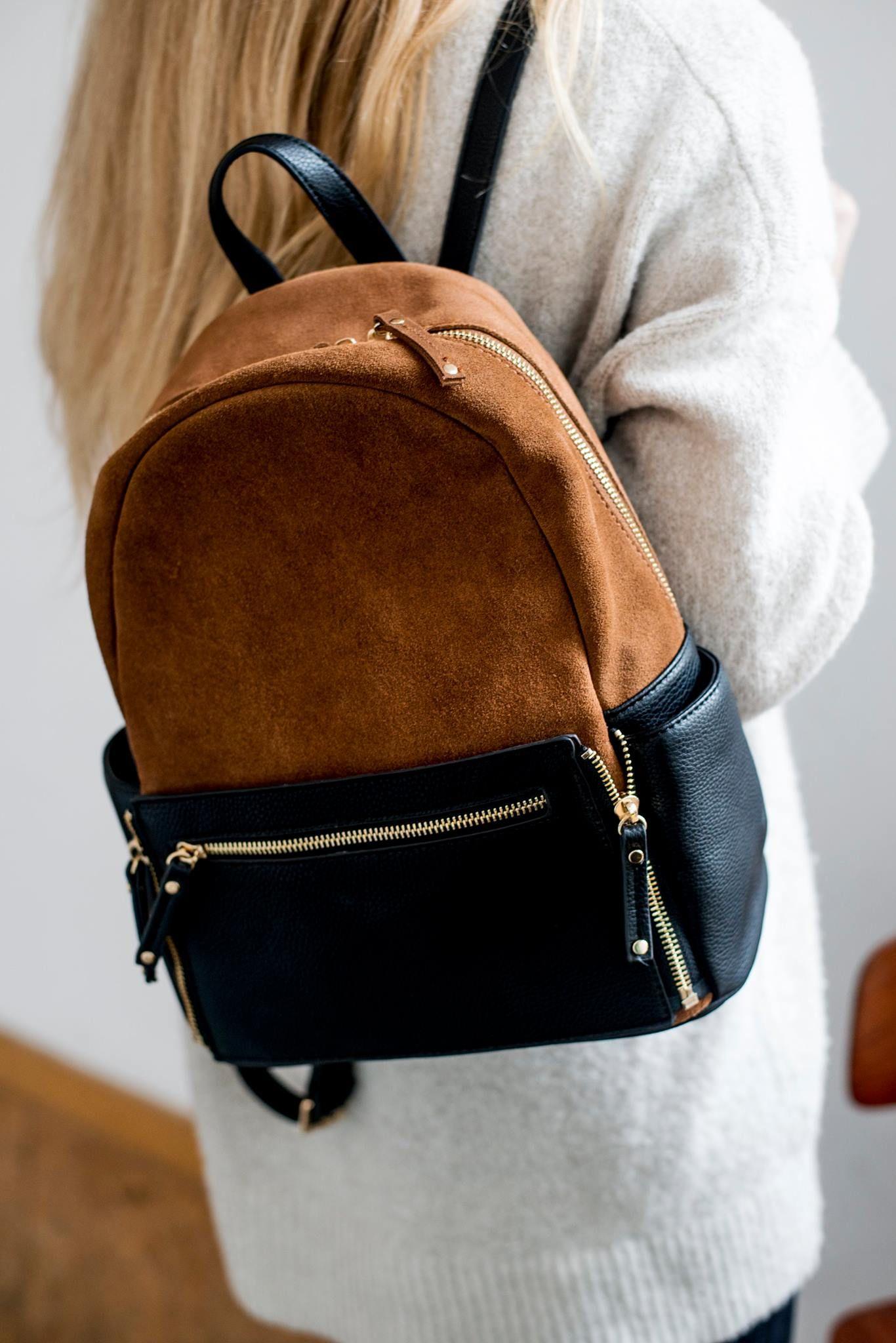 Parfois backpack | www.yourddofme.be | @elinerey