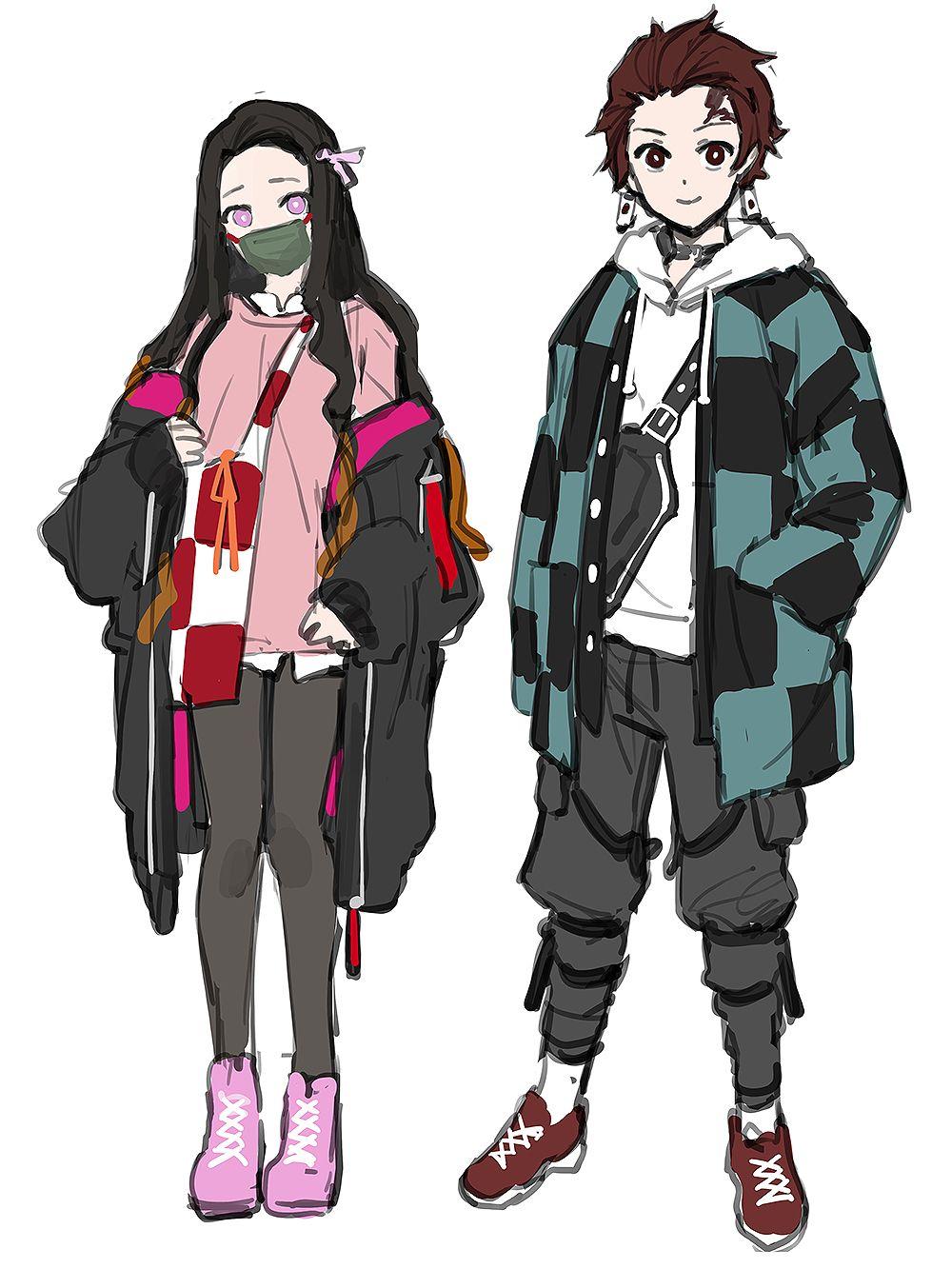 モ誰 on Twitter in 2020 Anime demon boy, Anime demon