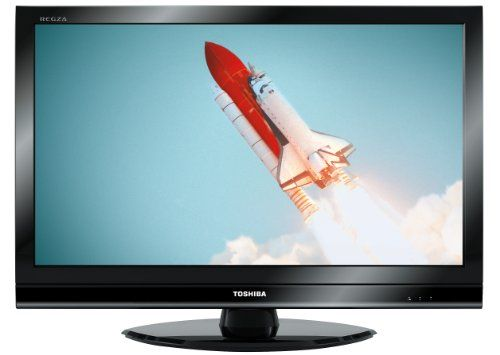 Toshiba 40xv733g 101 6 Cm 40 Zoll Lcd Fernseher Full Hd 100hz Dvb T C Schwarz Television Lcd Electronics