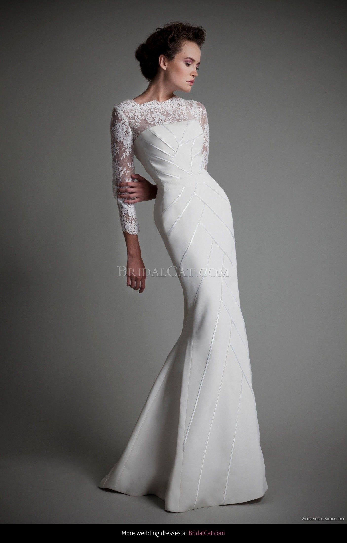 Tony Ward white second time around wedding dress or ??? | second ...