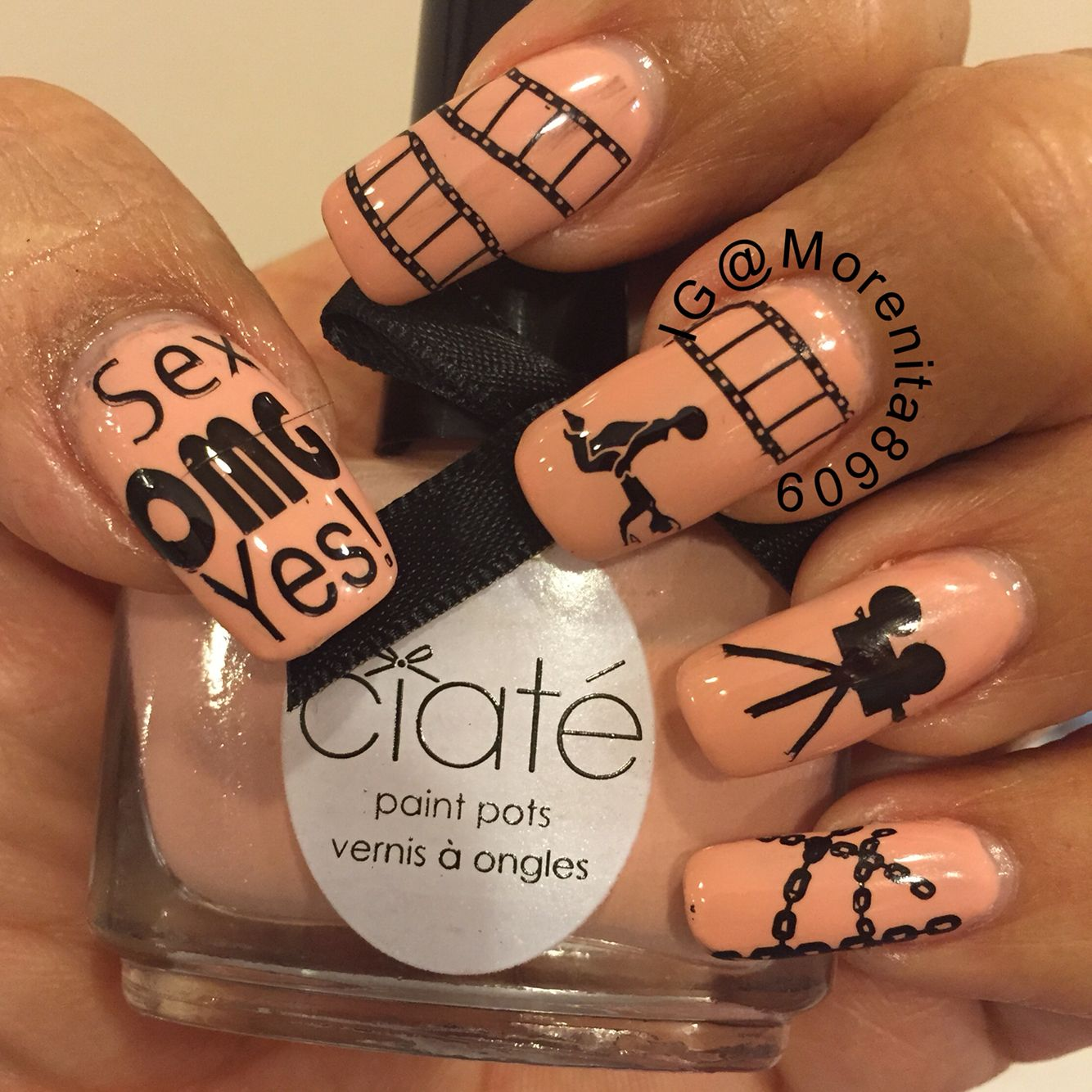 My Naughty Nails | Best nails community board~☆ | Pinterest | Nail nail