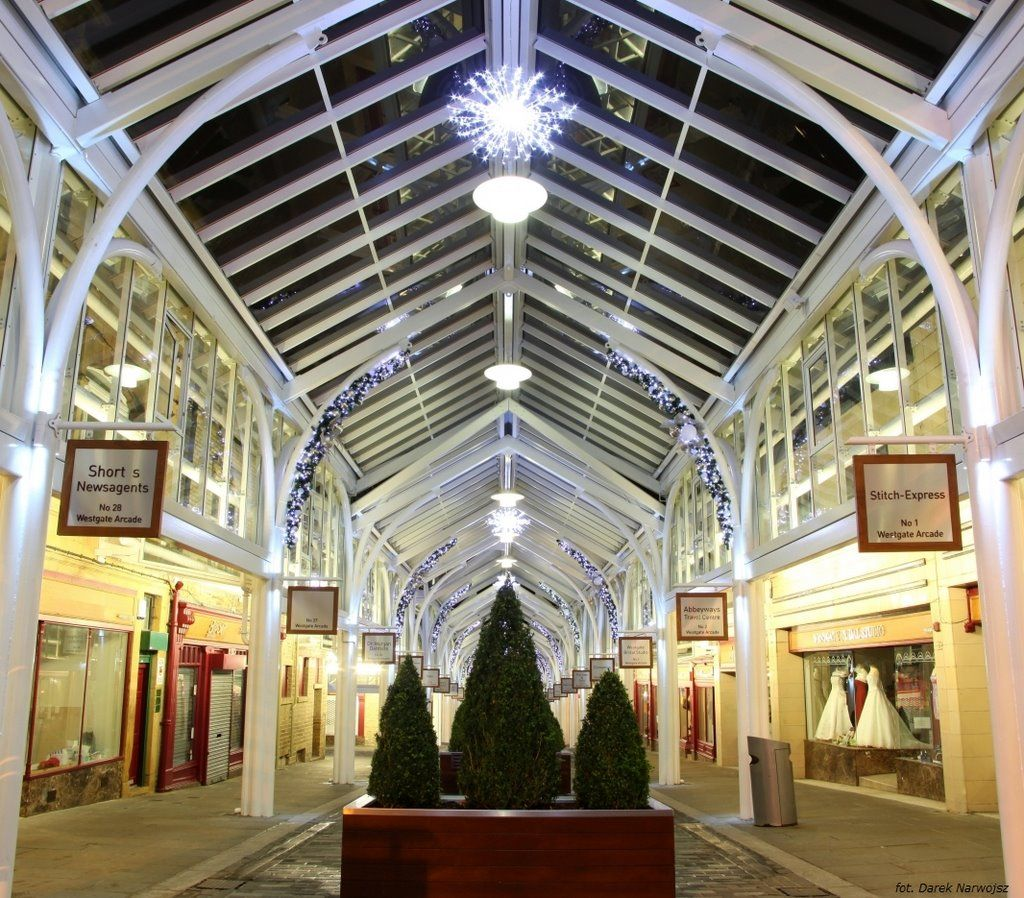 westgate arcade halifax west yorkshire our towns pinterest