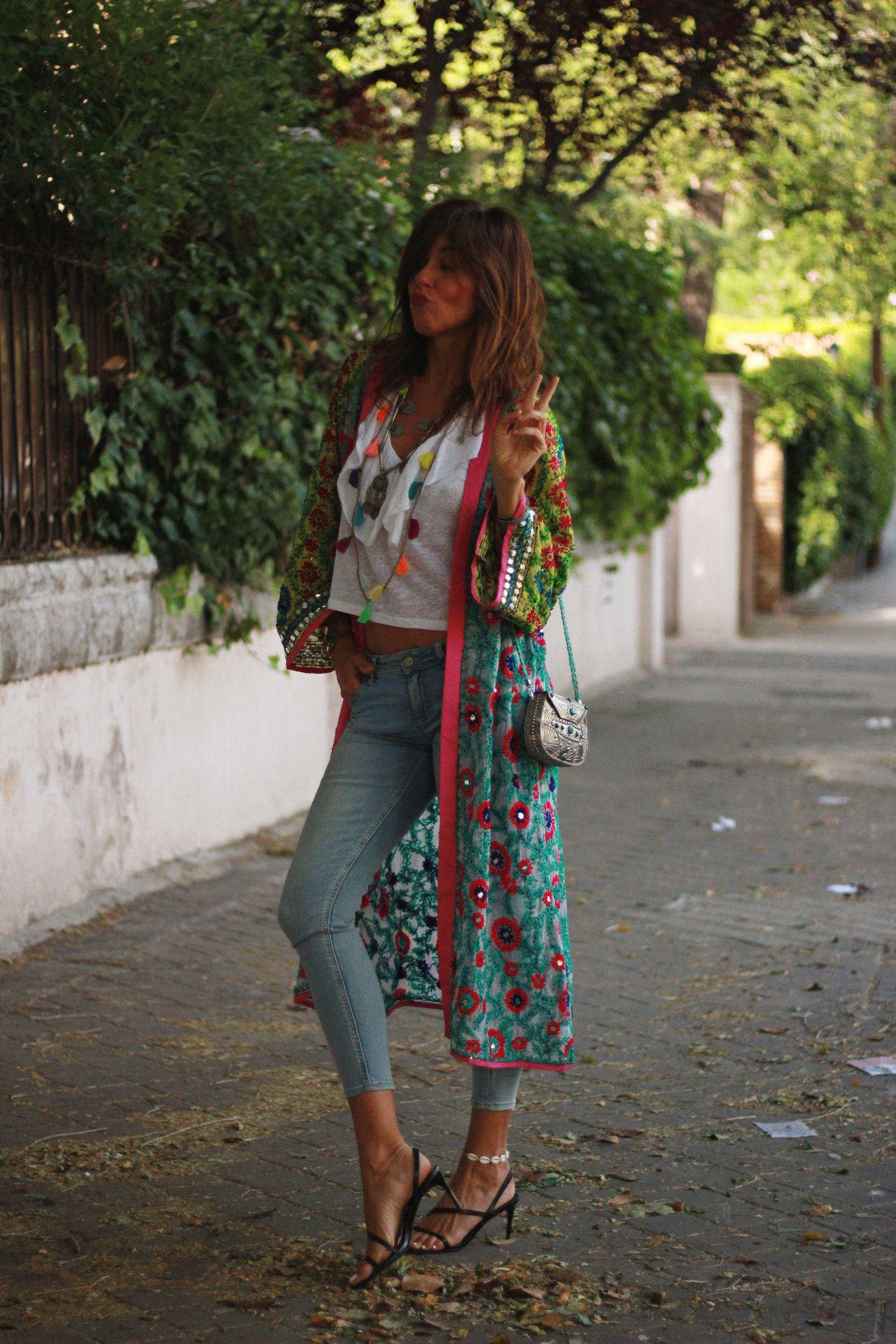 el kimono de mi vida - mytenida   Ropa informal para mujer