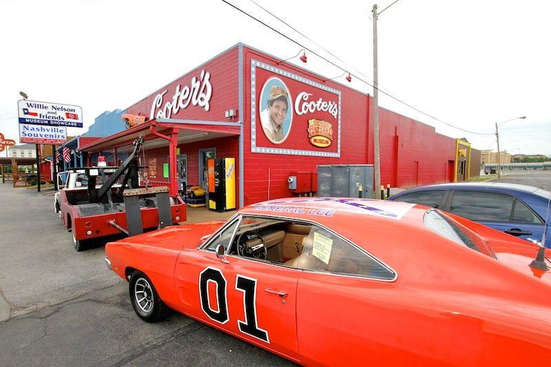 Indoor Go Karts Nashville >> Cooter's Nashville | Tow truck, Dodge charger and Nashville
