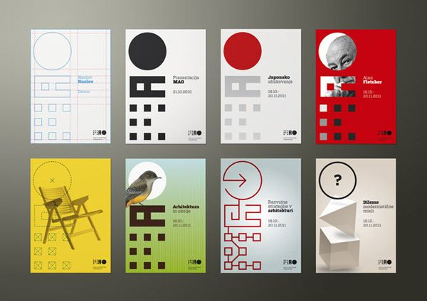 Museum of Architecture and Design by IlovarStritar , via Behance
