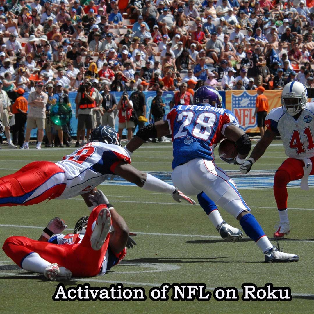 Thrilled to stream the NFL Game 2019? Activate your