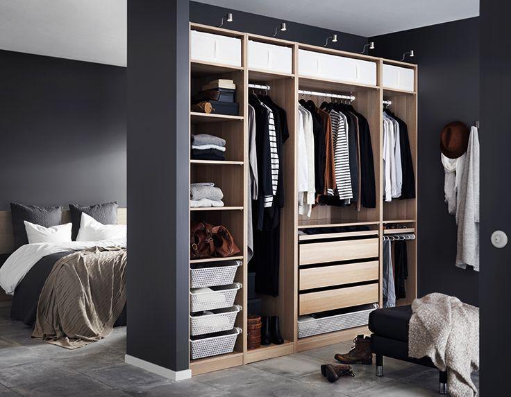 Angebote Aktionen Schlafzimmer Einrichten Begehbarer Kleiderschrank Planen Ikea Pax Schrank