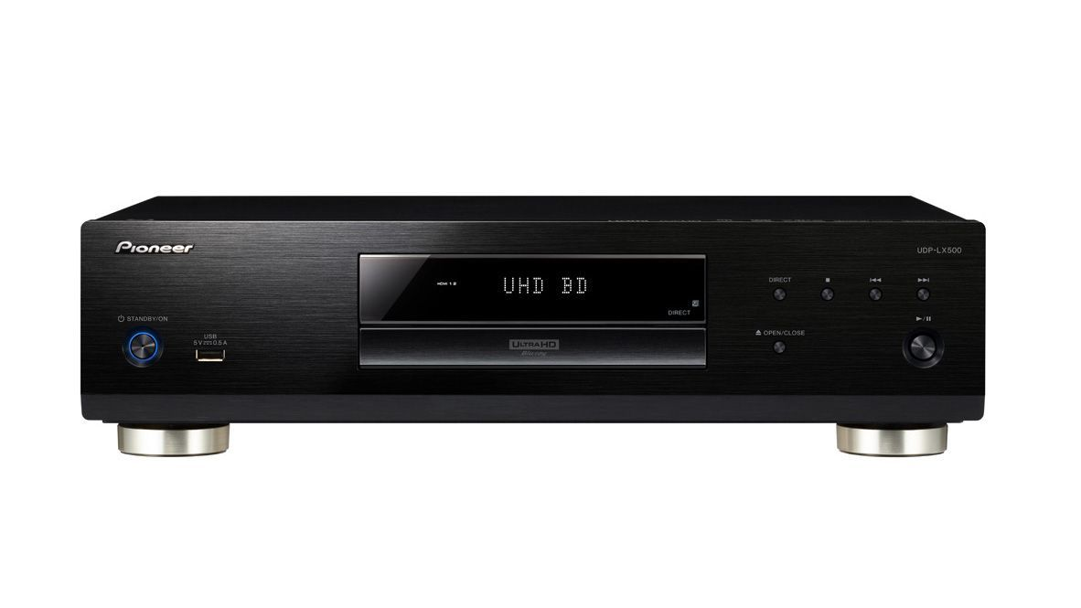 Pioneer Udp Lx500 Review Blu Ray Player Blu Ray Home Cinema Systems