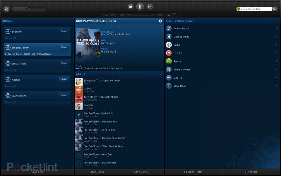 Nokia 9 PureView Mac pc, Sonos, Desktop screenshot