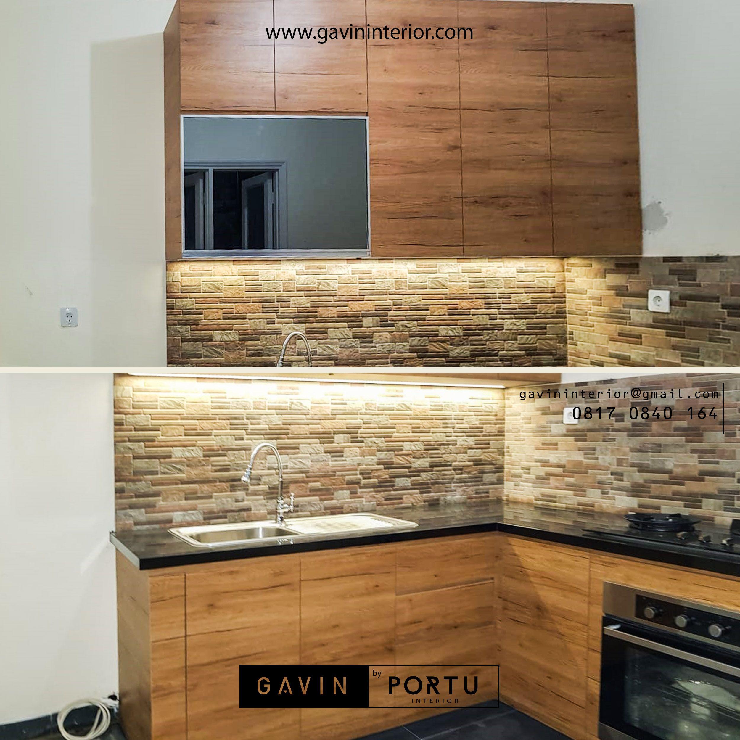 Cara Untuk Menyiasatinya Adalah Menggunakan Kitchen Set Minimalis Dengan Model Kabinet Dapur Bukaan Ke Atas Untuk Anda Yang Mempuny Minimalis Furniture Modern