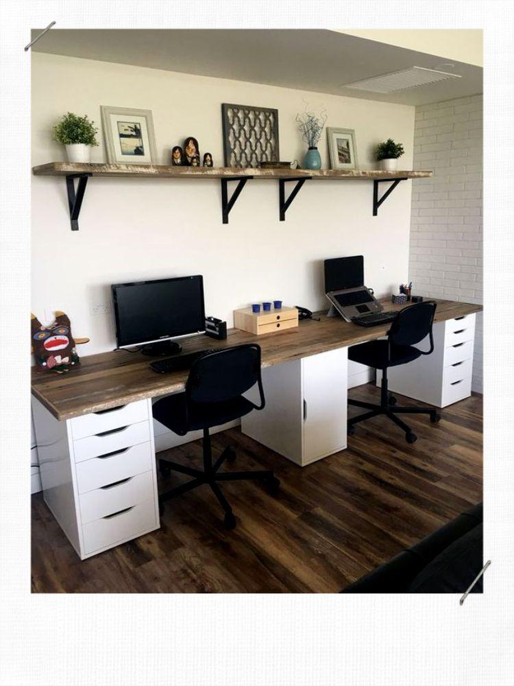 8 astuces DIY déco pour fabriquer un bureau- MissZaStyle - Blog