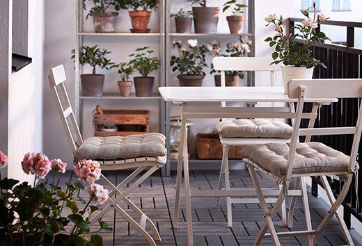Balkonmöbel set ikea  Gartenmöbel & Balkonmöbel günstig online kaufen - IKEA | Haus ...