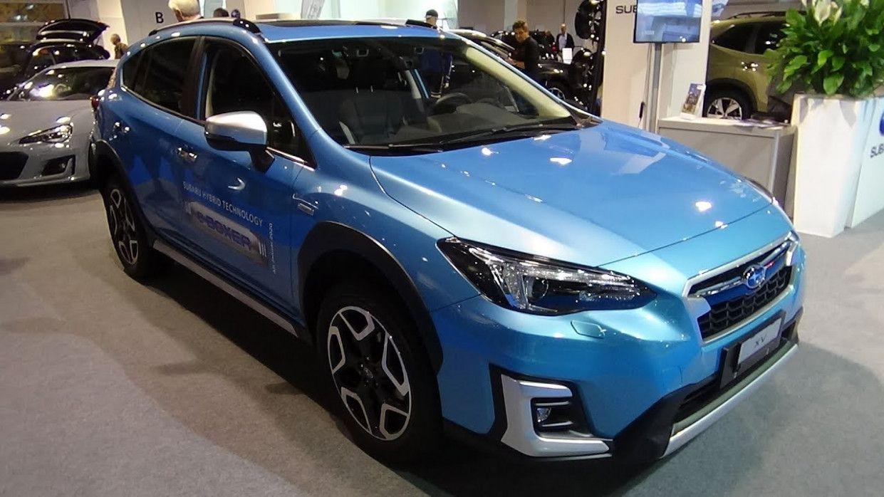 2020 Subaru Autos in 2020 Subaru, Subaru crosstrek